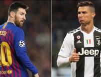 CRİSTİANO RONALDO - Messi ve Ronaldo aynı takımda mı olacak?