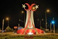Nevşehir Belediyesi Üniversite Kavşağını Yeniledi