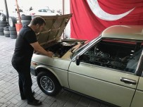 (Özel) 87 Model Doğan Marka Otomobilini 100 Bin Liraya Satmadı