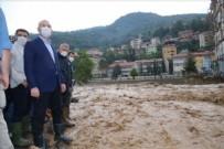 BAKAN YARDIMCISI - Giresun'daki selde can kaybı artıyor! Bakan Soylu'dan önemli açıklama