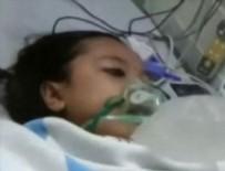 KIZ ÇOCUĞU - Hastanede ölen çocuk, cenaze işlemi sırasında yeniden canlandı