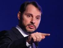 GİRESUN - Hazine ve Maliye Bakanı Albayrak paylaştı: Tüm imkanlarımızla vatandaşlarımızın yanındayız!