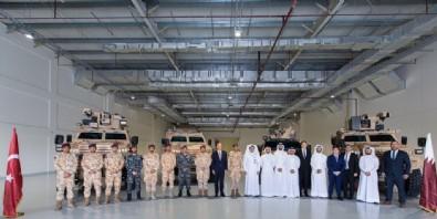 Kardeş ülke Türkiye'den yeni zırhlı araçlar alacak!