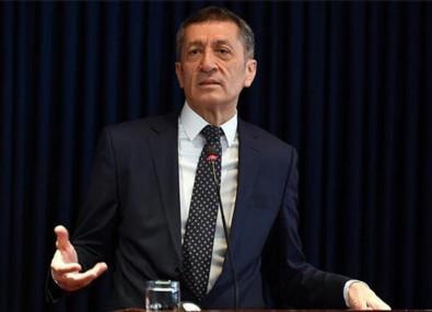 Milli Eğitim Bakanı Ziya Selçuk'tan son dakika uzaktan eğitim açıklaması