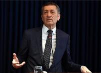 ZİYA SELÇUK - Milli Eğitim Bakanı Ziya Selçuk'tan son dakika uzaktan eğitim açıklaması