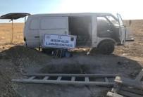 Nevşehir'de Kaçak Kazı Yapan 4 Şahıs Suçüstü Yakalandı