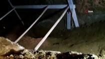 Samsun'da Göçük Faciası Açıklaması 2 Kardeş Öldü