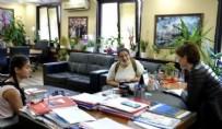 İSTANBUL İL BAŞKANLIĞI - Skandallar kraliçesi CHP'li Canan Kaftancıoğlu'ndan bir skandal daha!