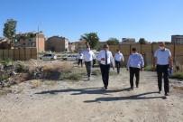 Başkan Kavuş; 'Şükran'da Temel Yılbaşından Önce Atılmış Olacak'