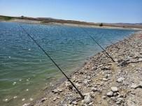 Günyüzü Sulama Göletlerinde Balık Tutmak Yasaklandı