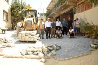 Yenişehir'de Köy İçi Yollar Yenileniyor