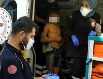 ATATÜRK - 11 yaşındaki çocuk arkadaşını bıçakladı