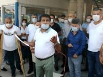 TOPLU SÖZLEŞME - CHP'li Mersin Büyükşehir Belediyesi'nde kriz! İşçiler greve girdi