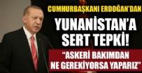 SULTAN ALPARSLAN - Cumhurbaşkanı Erdoğan'dan önemli açıklamalar