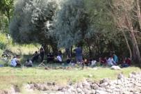 En Acı Bekleyiş Açıklaması Barajda Kaybolan Genci Arama Çalışmaları Sürüyor