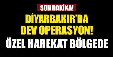 İçişleri Bakanlığınca, Diyarbakır'da Yıldırım-7 Lice Narko-Terör operasyonu başlatıldı!