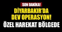 DİYARBAKIR - İçişleri Bakanlığınca, Diyarbakır'da Yıldırım-7 Lice Narko-Terör operasyonu başlatıldı!