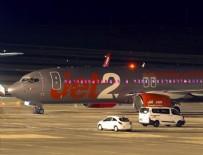 MANCHESTER - İstanbul İngiltere seferini yapan yolcu uçağı Yunanistan'a acil iniş yaptı