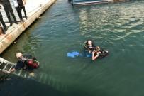 Tuzla Gemi Gençlik Merkezi'nde Anlamlı Dalış