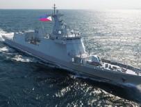 DEVLET BAŞKANI - Çin'i ABD'yle tehdit etti! 'Gemimize saldırırsa Washington'ı ararız'