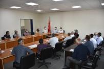 Kaynaşlı'da İlçe Güvenlik Toplantısı Yapıldı