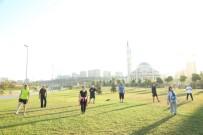 Küçükçekmece'de Sabah Sporları Başladı
