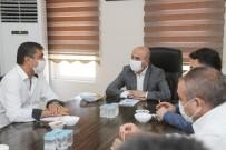 Mardin OSB Yönetim Kurulu Toplantısı Yapıldı