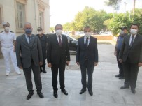 Vali Hasan Şıldak, Erdek'i Ziyaret Etti