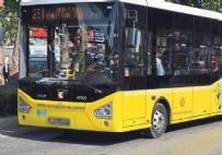 KANALİZASYON - Yolcu otobüsü kapağı olmayan kanalizasyon çukuruna düştü!