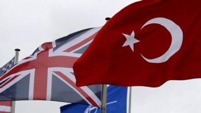 Türkiye- İngiltere arasında kritik görüşme!