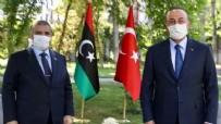 SOSYAL PAYLAŞIM SİTESİ - Bakan Çavuşoğlu'ndan kritik görüşme!