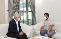 Bakan Yardımcısı Ersoy, Mardin'de İncelemelerde Bulundu