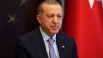 CUMA NAMAZI - Başkan Erdoğan'dan önemli açıklamalar!