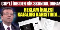 ANONIM - CHP'li İBB'den yeni bir skandal!