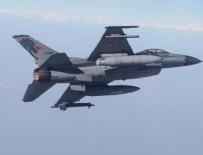 DIYALOG - Doğu Akdeniz'de Yunan tacizini Türk F-16'ları engelledi!