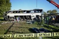 ESKİŞEHİR - Eskişehir'de feci kaza!