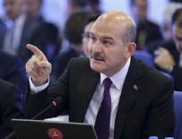 MEZUNİYET TÖRENİ - İçişleri Bakanı Süleyman Soylu'dan İstanbul Barosu'na sert tepki: Yazıklar olsun