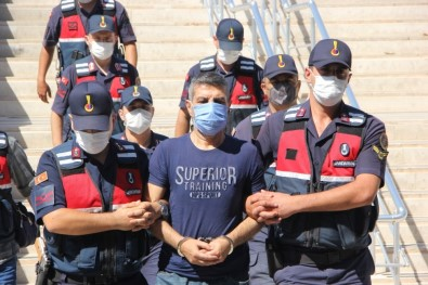 İnterpol Tarafından Azerbaycan'da Yakalanan Cinayet Zanlısı Adliyeye Sevk Edildi