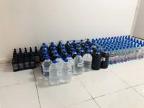 Şanlıurfa'da Kaçak İçki Operasyonu