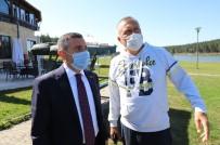 Vali Cevdet Atay, Fenerbahçe Kampını Ziyaret Etti