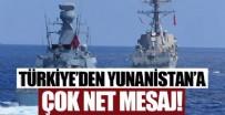 BAĞıMSıZLıK - Adalet Bakanı Abdulhamit Gül'den çok net 'Doğu Akdeniz' mesajı