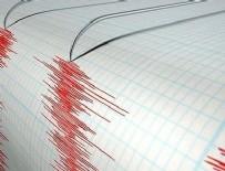 BOĞAZIÇI ÜNIVERSITESI - O ilimizde peş peşe depremler