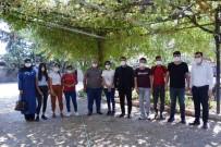 Başkan Bünül'den Fen Lisesini Kazanan Öğrencilere Burs Desteği