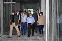 Başkan Büyükkılıç Tapu Kadastro Bölge Müdürlüğü Binasını İnceledi