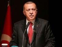 ORGANİZE SANAYİ BÖLGESİ - Cumhurbaşkanı Erdoğan: Salgın şartlarına rağmen üretime ara verilmedi
