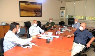 Büyükşehir 'Pandemi Komisyonu' İlk Toplantısını Yaptı