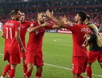 A MİLLİ FUTBOL TAKIMI - Futbolda milli mesai yarın başlıyor