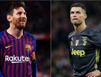 MANCHESTER UNITED - Cristiano Ronaldo ile Lionel Messi buluşuyor mu?