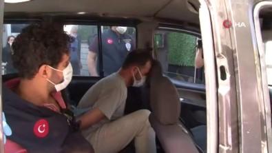 Maltepe'de Orman Yangını Çıkartan Şahıs Tutuklandı