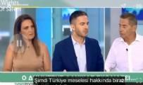 PROFESÖR - Yunan profesörün Türkiye ve Yunanistan hakkındaki sözleri stüdyoyu karıştırdı